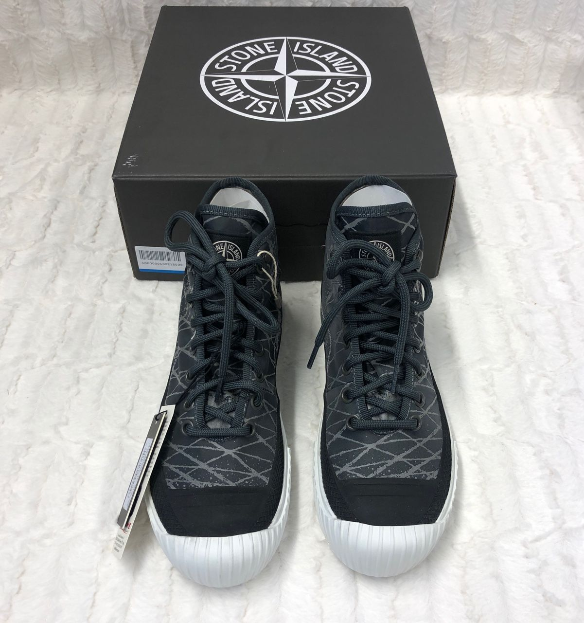 Stone Island S0269 REFLECTIVE GRID ON LAMY Zinn 11957483NM_14_f